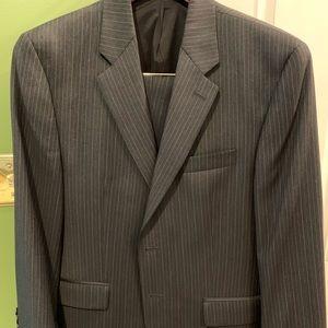 Lauren by Ralph Lauren Pin stripe suit